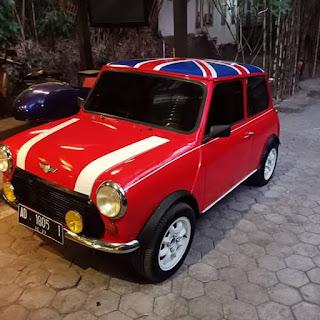 Dijual Morris Mini Cooper Harga Syantik Emang Syantik