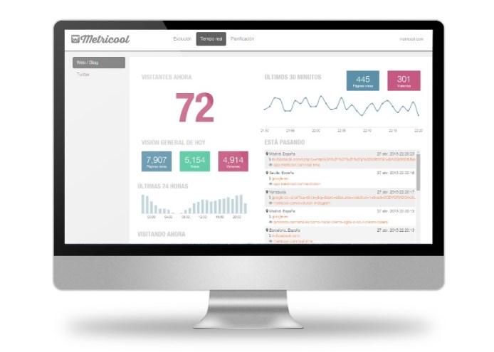 Metricool, Analítica web para tu sitio y redes sociales.