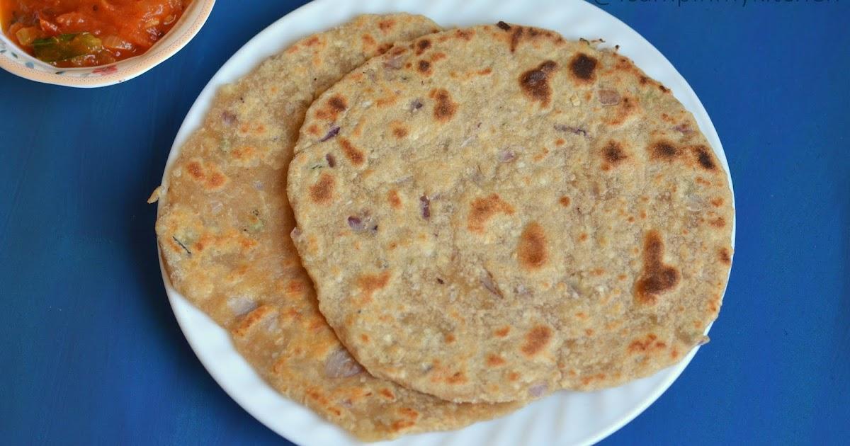 SriLankan Pol RotiCoconut Roti from Sri Lanka  I Camp in