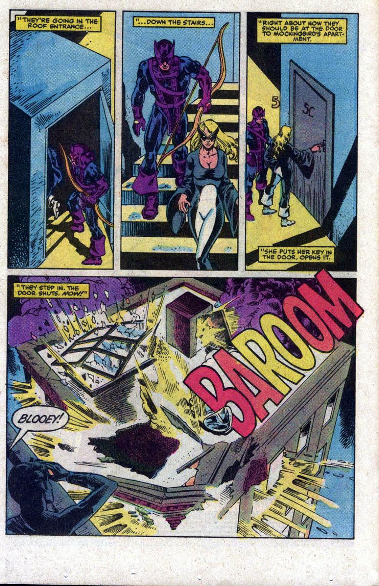 Hawkeye (1983) Issue #3 #3 - English 3