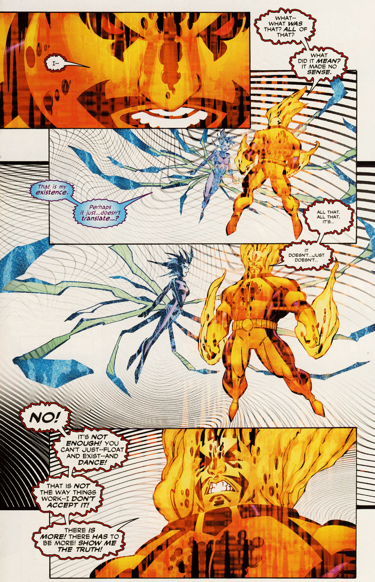 Read online Trinity (2008) comic -  Issue #50 - 17