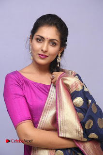 Actress Madhu Shalini Latest Pictures in Salwar Kameez  0016.JPG