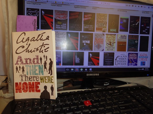 And Then There Were None by Agatha Christie  - Book Review