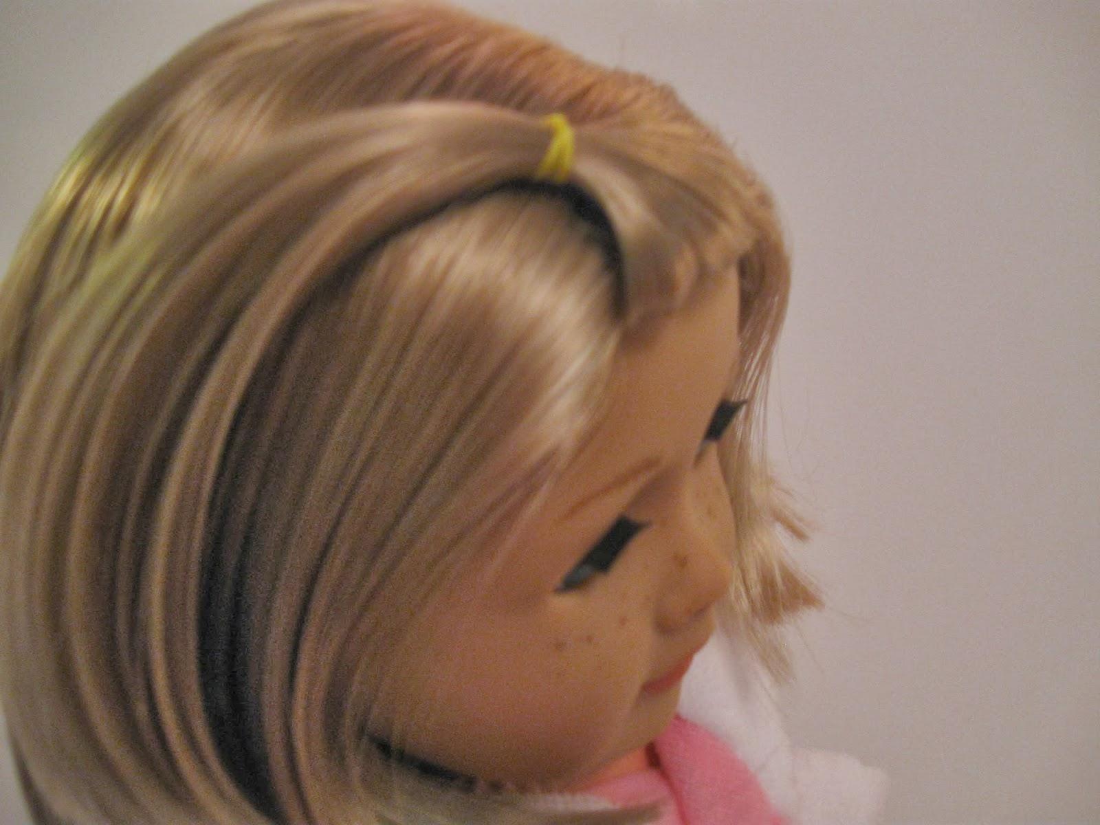 Hairstyles For Short Hair Quick: Seastar Studios: Hairstyles For Dolls With Short Hair