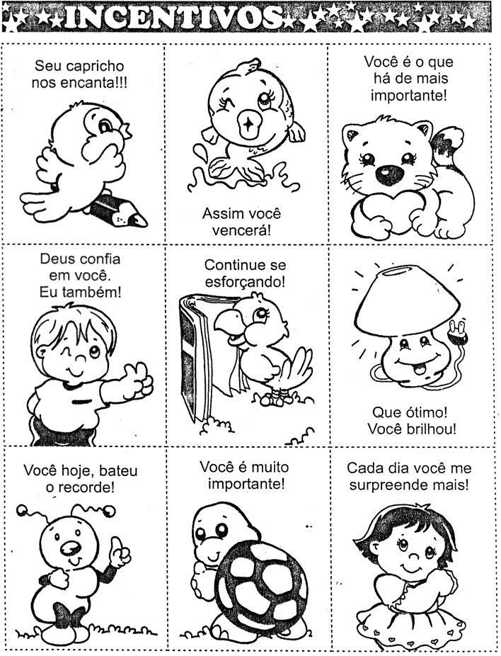 Tag Frases De Incentivo Para Alunos De Educação Infantil