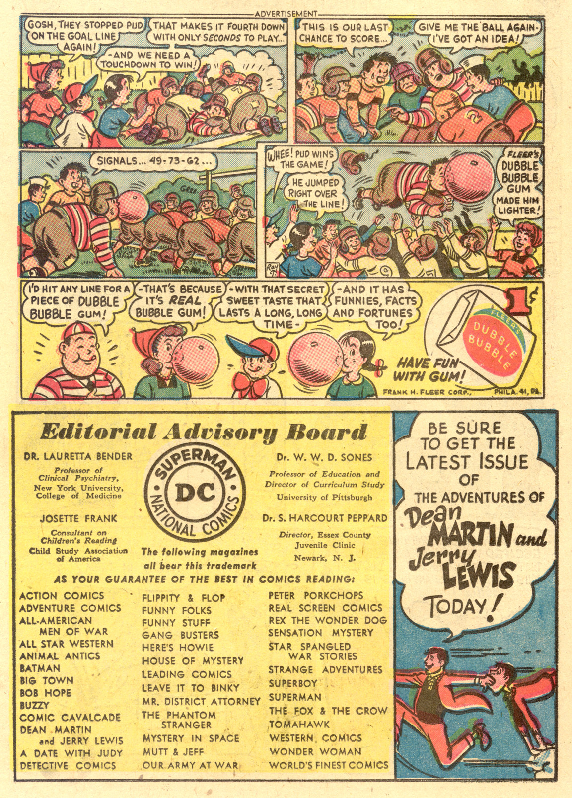 Read online Detective Comics (1937) comic -  Issue #194 - 23