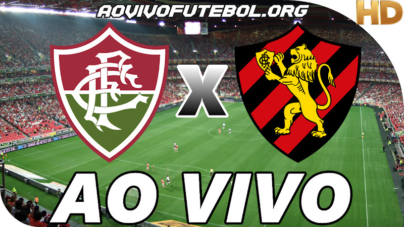 Assistir Fluminense x Sport Ao Vivo