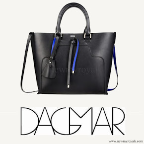 Crown Princess Victoria carried DAGMAR Taylor Tote Bag