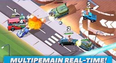 crash of cars mod apk latest
