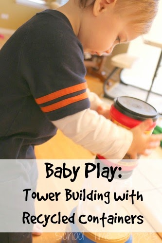 simple toddler play idea