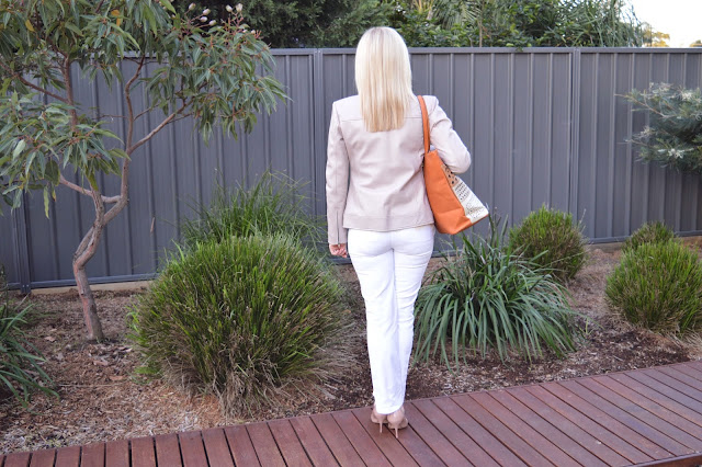 Sydney Fashion Hunter The Wednesday Pants #37 - Leather & Lace