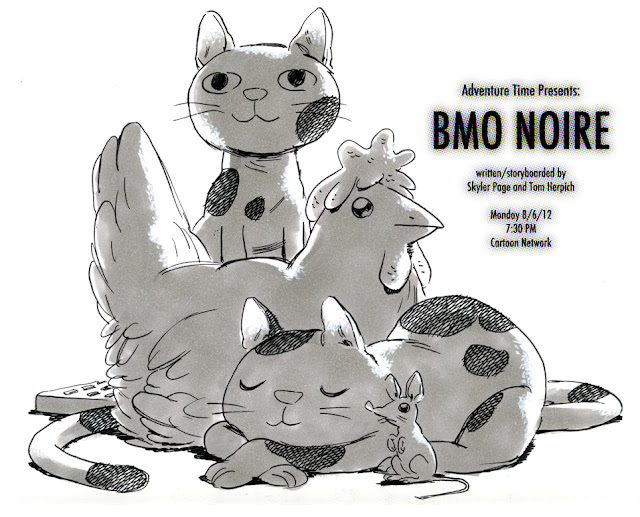 'BMO Noire' sounds like the name of a '90s hip-hop producer.