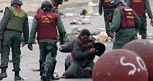 Cronologia de lo sucedido en Venezuela desde el 2014. 1ra parte
