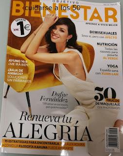 Revista objetivo Bienestar