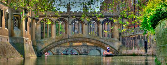 University of Cambridge - Кембриджский Университет