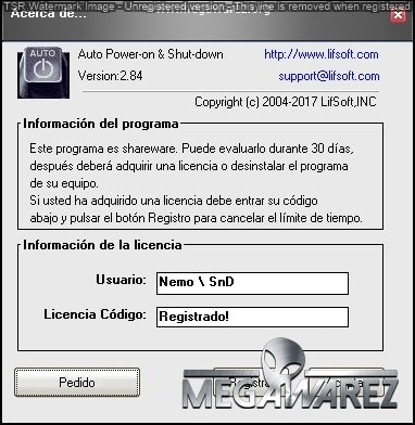 Auto Power-on and Shut-down imagenes
