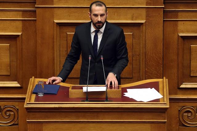 """Ελπίδες στους συνταξιούχους """"μοιράζει"""" ο Τζανακόπουλος"""