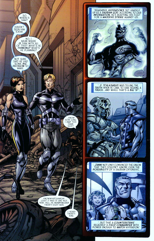 Read online Sigil (2000) comic -  Issue #15 - 3