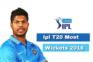 Most Wickets In Ipl 2018 Ipl Highest Wicket Taker List