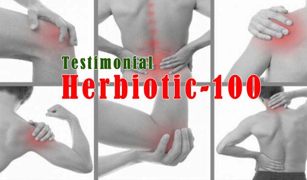 Testimoni Herbiotic-100 | Bukti Nyata Khasiat Herbiotic 100