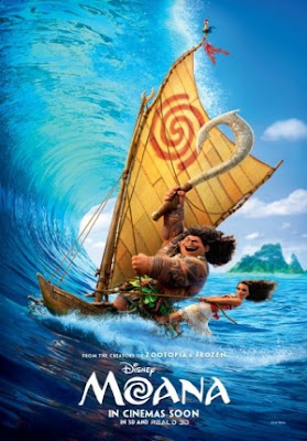 Trailer Film Moana 2016