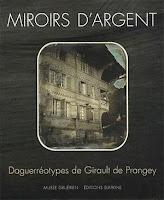 Couverture du catalogue de l'exposition Miroirs d'argent au musée gruérien