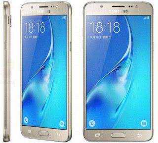 Gambar Samsung Galaxy J5 2016 4G