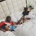 Doting Dad! Mikel Obi Shares Cute Photo With His Twin Daughters