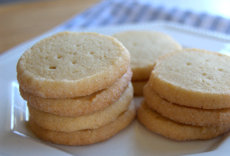 French Butter Cookies 365 Days Of Baking And More