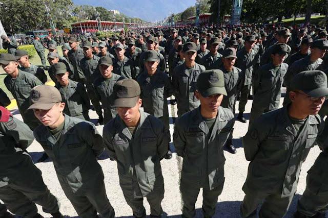 ULTIMA HORA Frente Institucional Militar pide a Corte Marcial respetar medidas cautelares de la CIDH