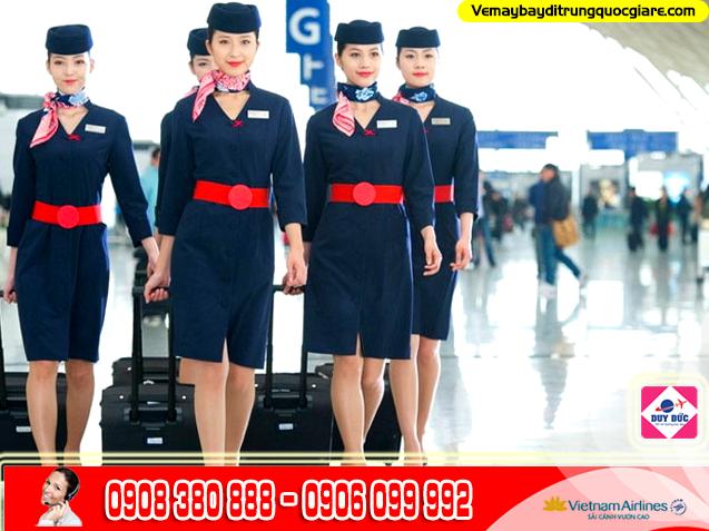 Các hãng hàng không bay đến Trung Quốc