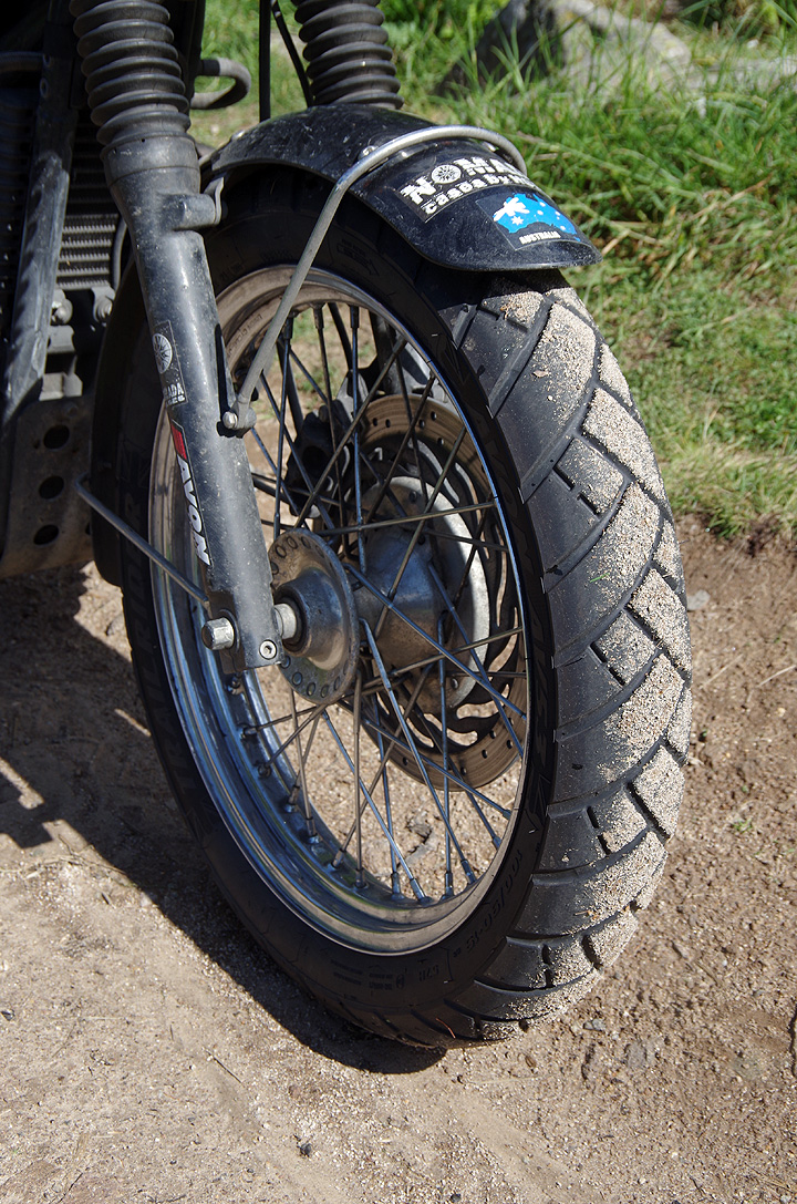 Avon Motorcycle Tires >> Earth-Roamers : The new Avon TrailRider review!