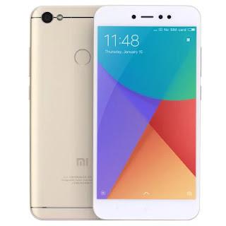 Firmware Xiaomi Redmi Note 5A