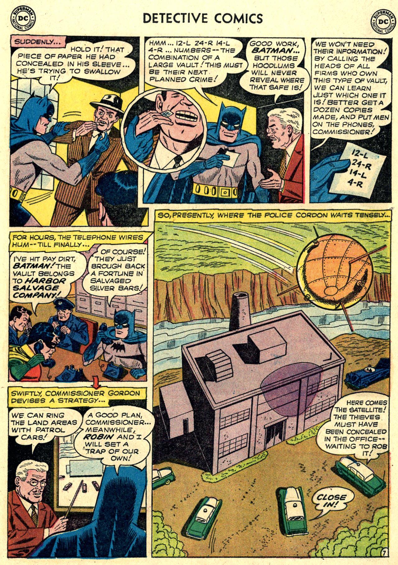 Detective Comics (1937) 266 Page 8