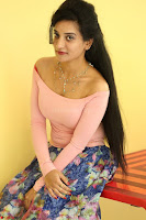 Janani Iyyer in Skirt ~  Exclusive 080.JPG