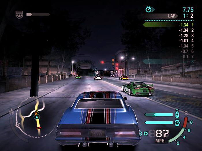 Need for Speed Carbon PC Download | Filesblast