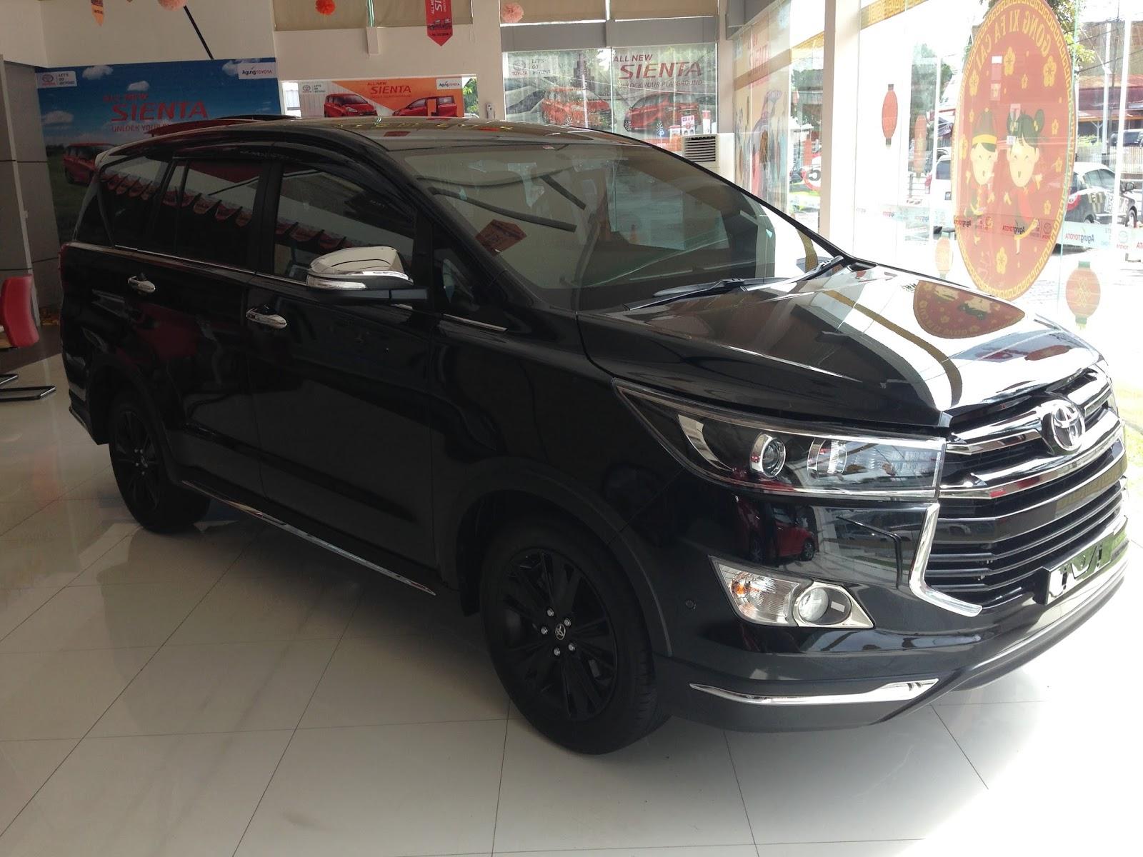All New Innova Venturer Diesel Interior Camry 2016 Harga Toyota Dan Spesifikasi 2017