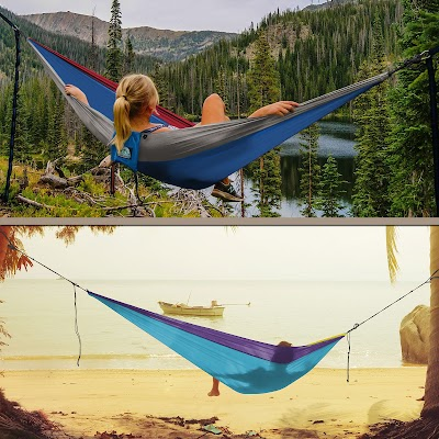 Emerald Mountain Outfitters Introduces Premium Quality Double Size Hammock