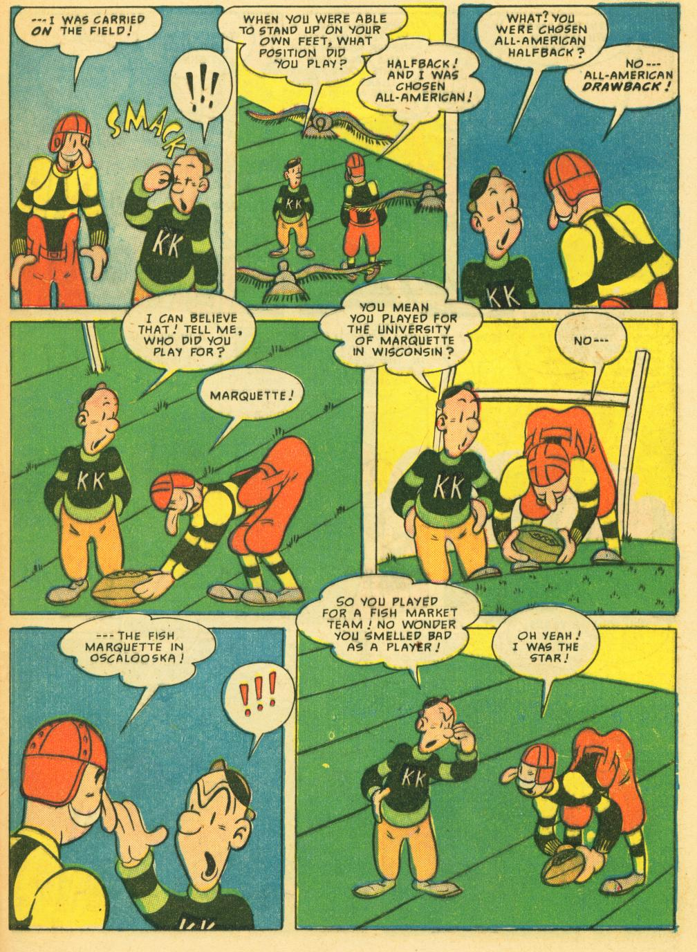 WHIZ Comics issue 119 - Page 41
