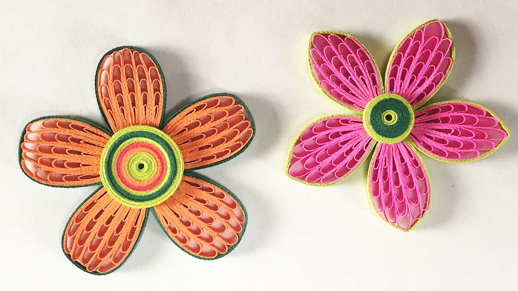 Paper Quilling Art Designs Patterns Tips And Ideas For Beginners And
