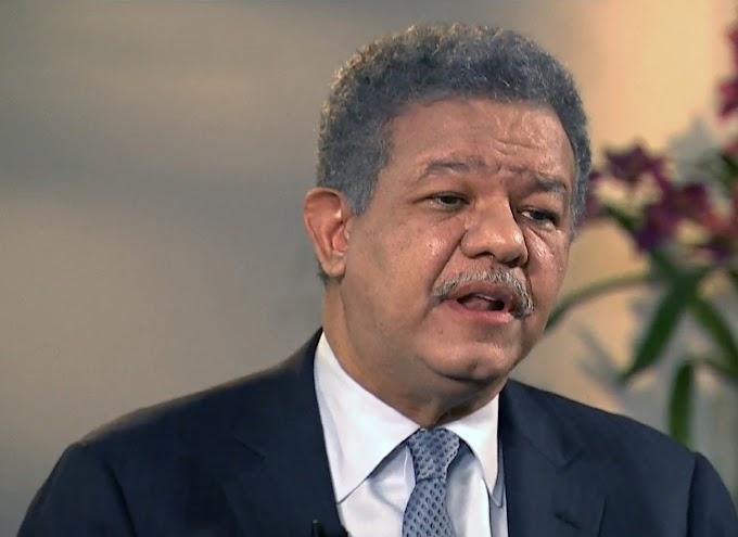 Leonel pide en NY ceñirse a la ley para escoger miembros de la JCE y la Cámara de Cuentas