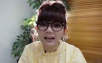 Rina Nose buat Video