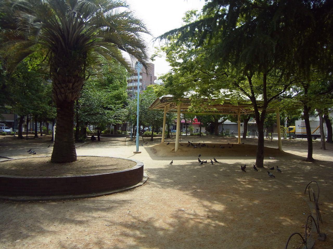 東小橋公園(大阪市東成区)