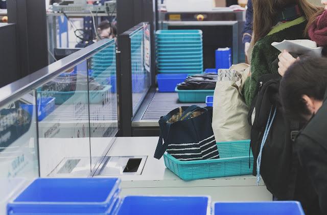 台湾留学持ち物リスト