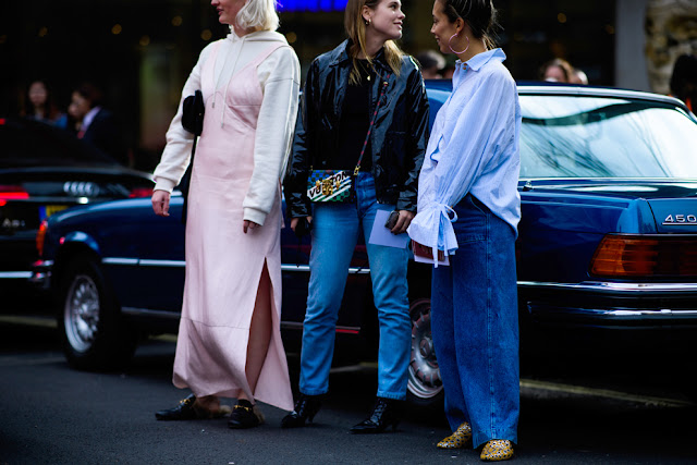 Street Style: London Fashion Week F/W 17-18