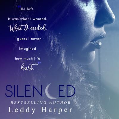 MILE HIGH KINK BOOK CLUB   SILENCED by Leddy Harper