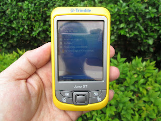 GPS Trimble Juno ST Seken Windows Mobile