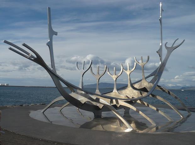 scultura Solfar