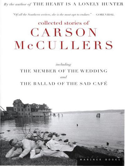 The Thing About Carson McCullers ~ SHIMMERS IN THE DARKNESS
