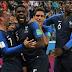 Francia es finalista del Mundo